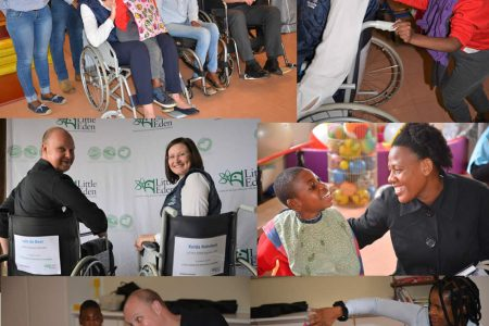 Wheelchair Campaign launches